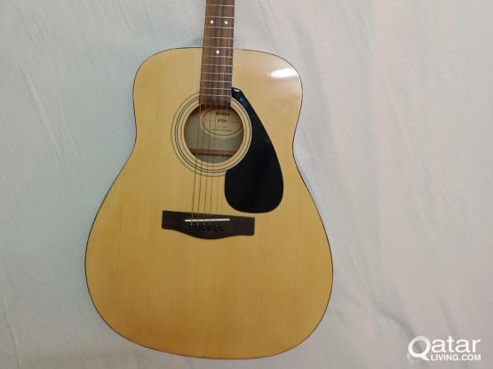 Acoustic Guitar Yamaha F310 Qatar Living