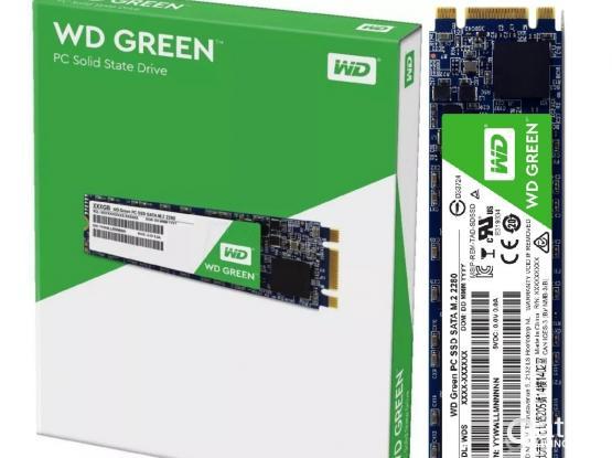 WD Green M.2 120GB SSD