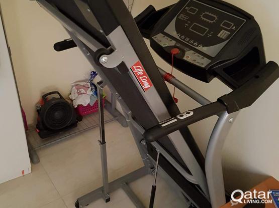 Treadmill-Lifelong