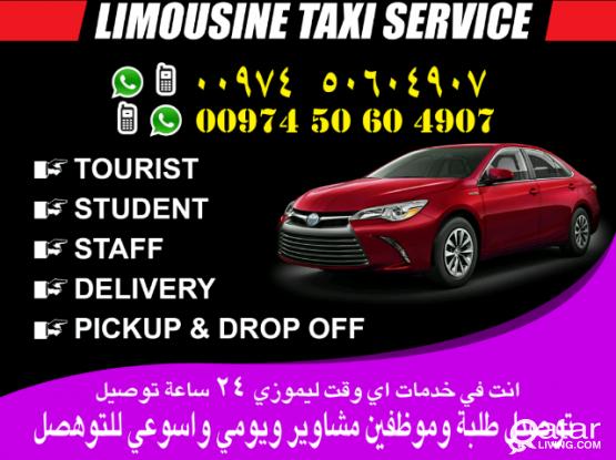 Limousine taxi