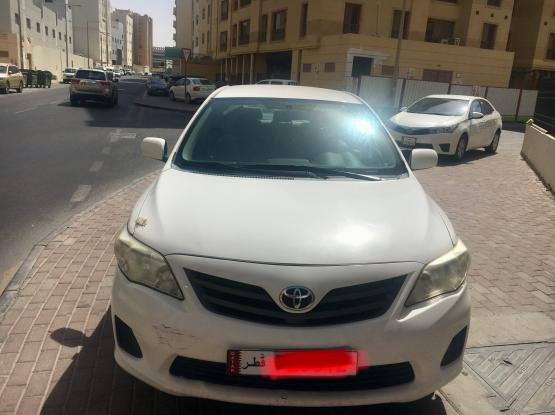 Toyota Corolla GLI 2012