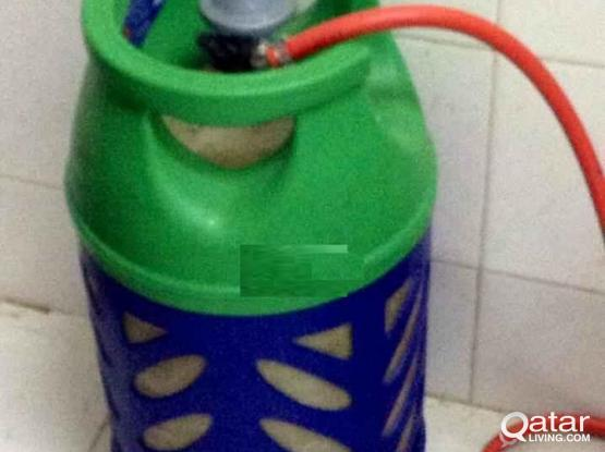 Gas Cylinder with Regulator Sale