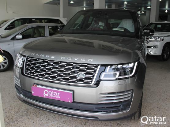 Land Rover Range Rover Vogue Autobiography 2018