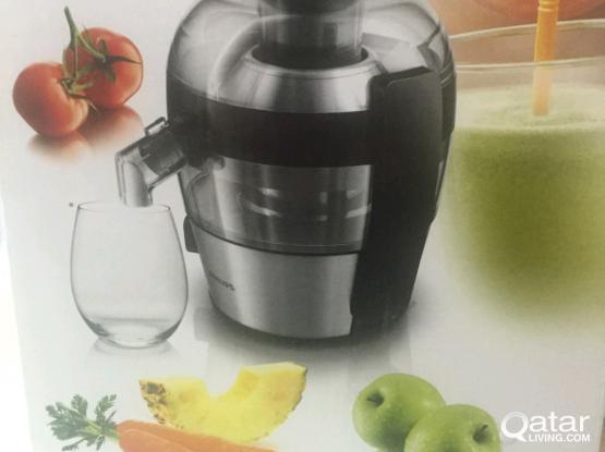 (philips) fresh juicer machine