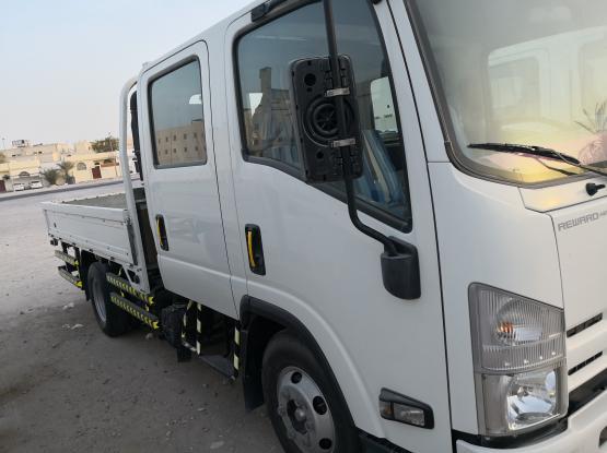 Isuzu Truck 2012
