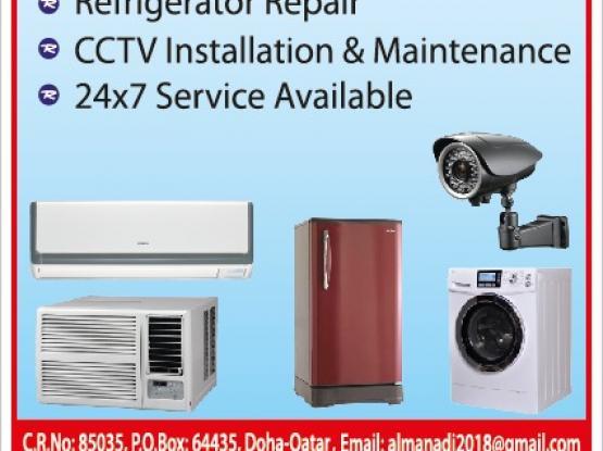 AlManadi  AC service & used Ac sale
