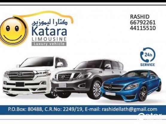 Rent a car and limousine service