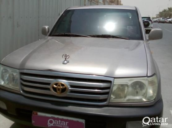 Toyota Land Cruiser GX 2002