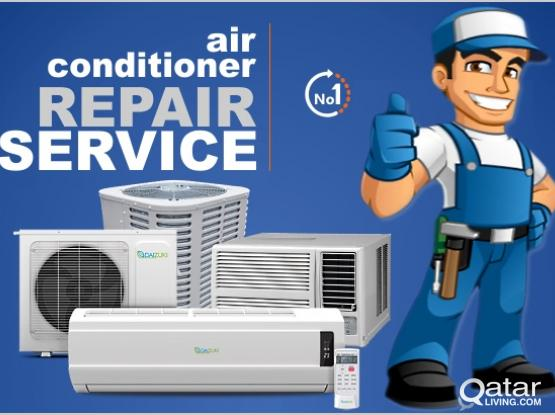 AC SERVICES DOING BY SRI LANKAN TECHNICIANS