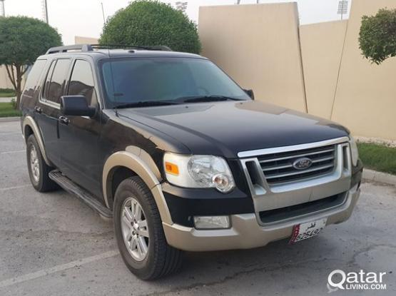 Ford Explorer Limited 2010