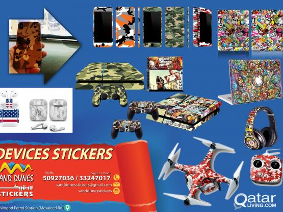 Devices Stickers