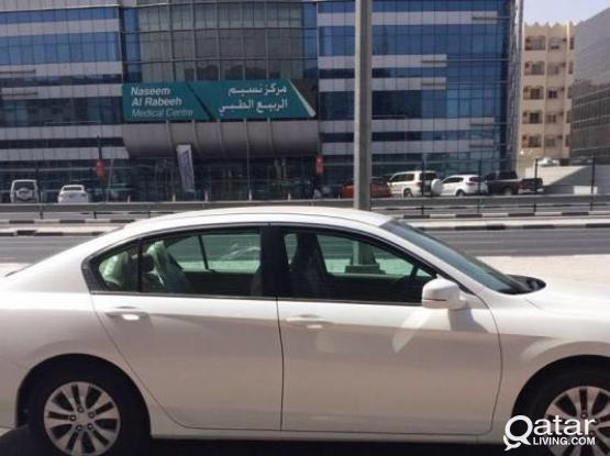 Limousine service to Ras Laffan and Mesaieed.