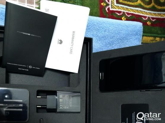 Huawei Mate 9 - [ PORSCHE DESIGN-256GB]