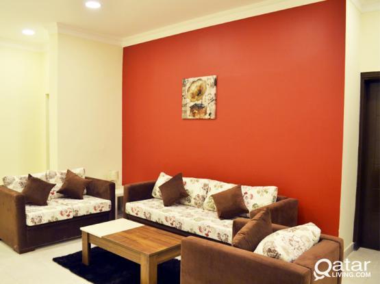 Furnished 2 Bedroom in AL Gharrafa
