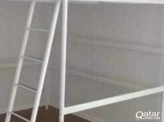 Ikea bunk bed 140x200