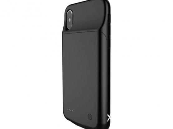 IPhone X battery case black colour