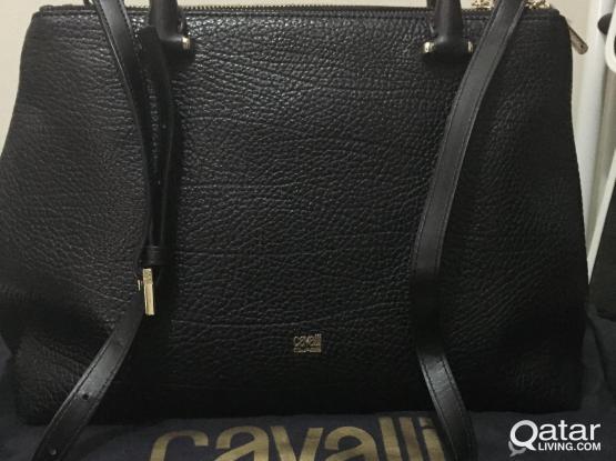 Authentic Class Cavalli shoulder bag
