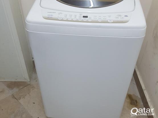 Toshiba Top loaded fully automatic washing machine (10 Kg capacity)