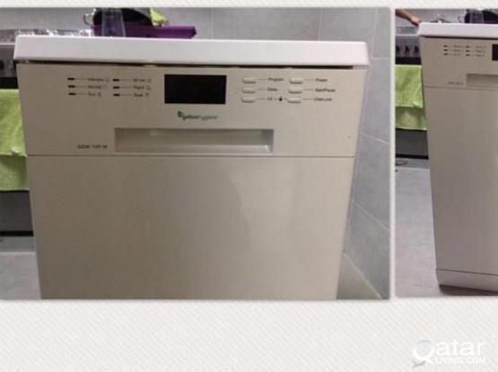Slimline dishwasher Gettco Hygiene brand