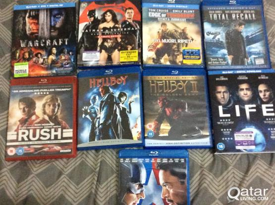 Bluray Films