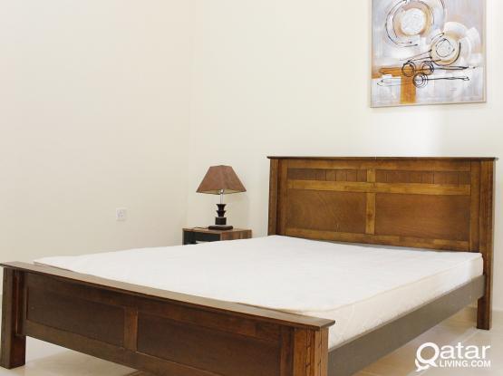 Cozy FF Studio Flats (all inclusive W/E/I) near Gharaffa Health center