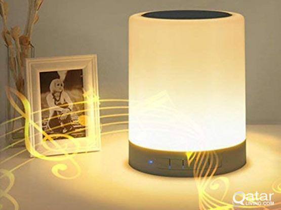 Multifunctional Bluetooth speaker lamp