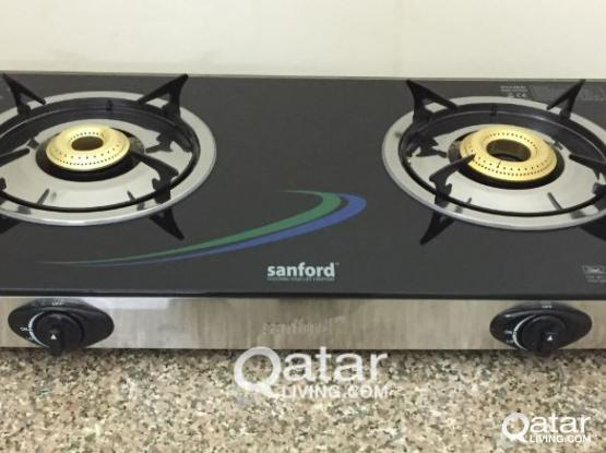 Sanford Twin Stove for Sale