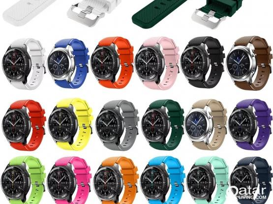 Silicone Watch Strap for Samsung 22mm