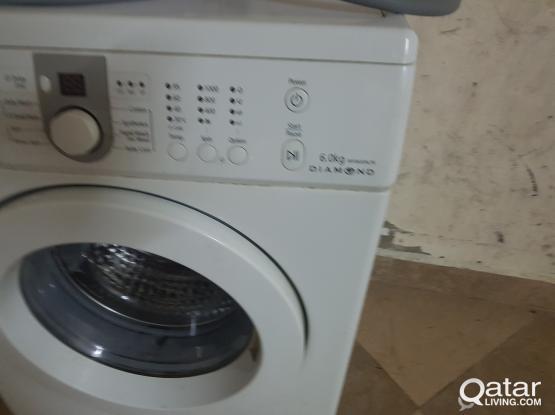 Samsung Washing machine 6 kg