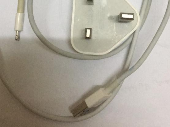 iPhone  original charger