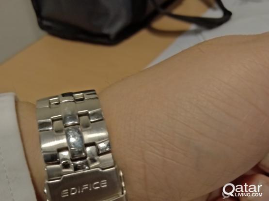 original edifice Casio watch