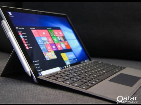 Microsoft Surface Pro 5 never used