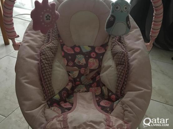 Comfort baby bouncer