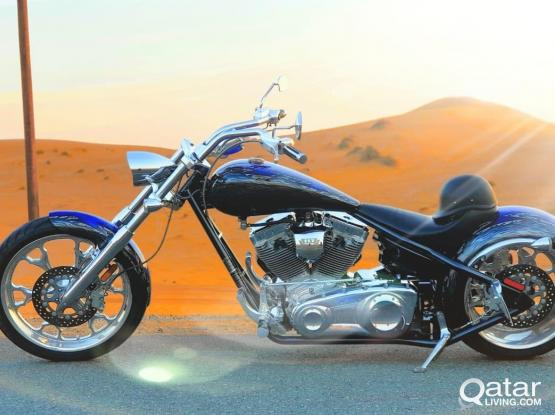 Harley Davidson Custom LTD 2006