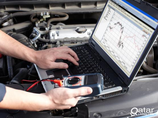 Car Computer Checkup, Advance Diagnosis