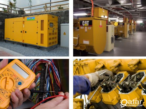 Generator Maintenance and Repair Professional