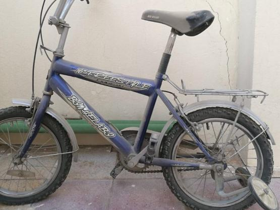 """2 bicycles 16""""for sale"""