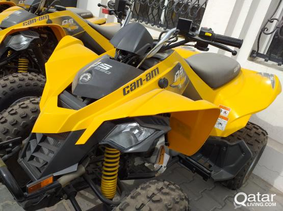Can Am 250 CC 2018