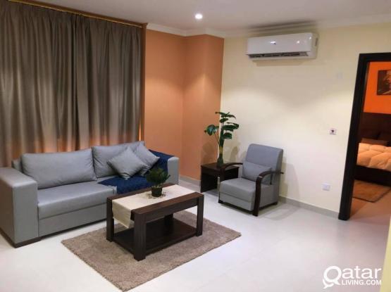 Short Term Rent Serviced Apartments-250 Qr/day!