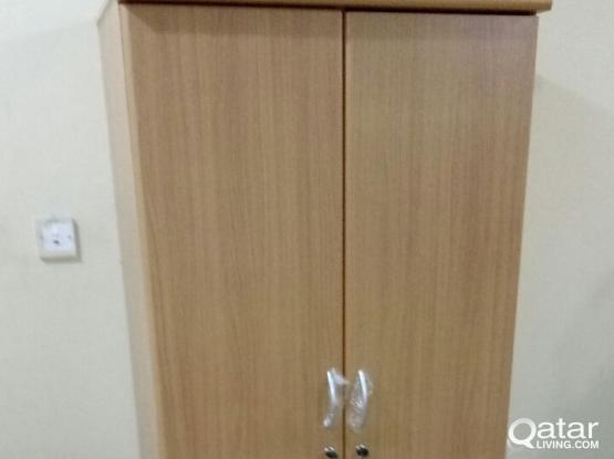 Cupboard 2 doors- Like New