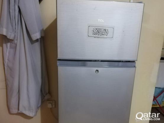 Refrigerator TCL 210 litre 2 Doors