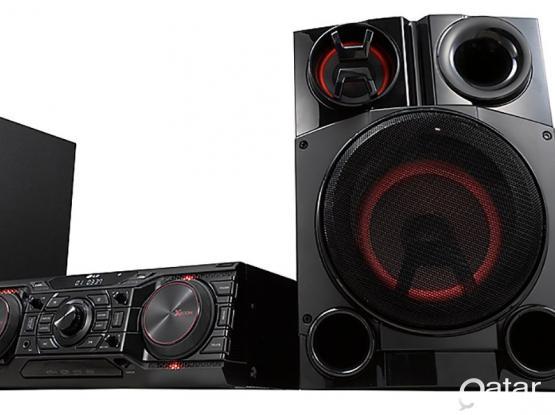 LG XBOOM CM8350 Sound Audio System 2.000W