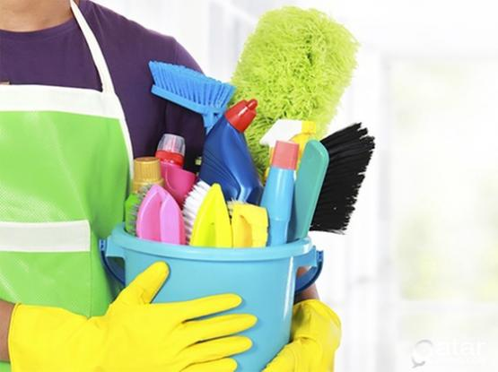 Cleaning & Hospitality Services - Daily/Weekly/Monthly/Long Term