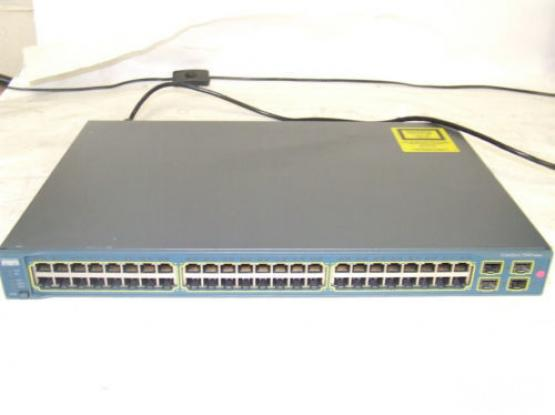 Cisco Switches (Other Models available) - Catalyst 3560G Gigabit Switch - POE 24Ports