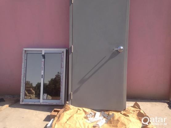 Steel Doors & Windows for sale