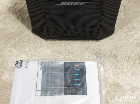 BOSE S1 PRO Amp PA Bluetooth Speaker with Battery
