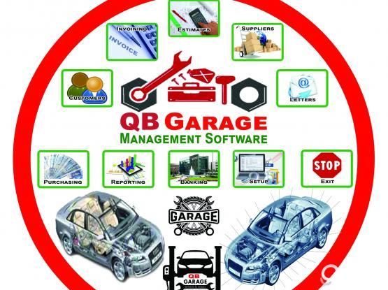 Garage & Auto-Parts Management Software