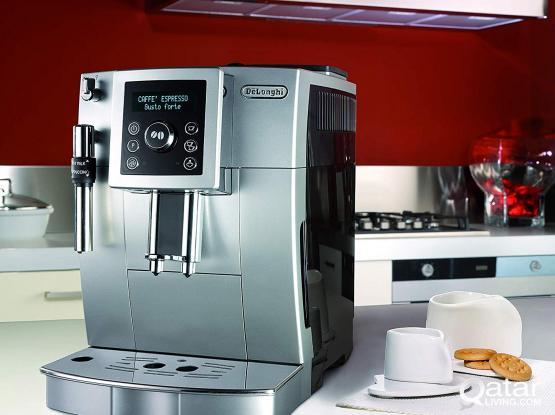 Delonghi ECAM 23.420.SB - Bean to Cup Coffee Machine