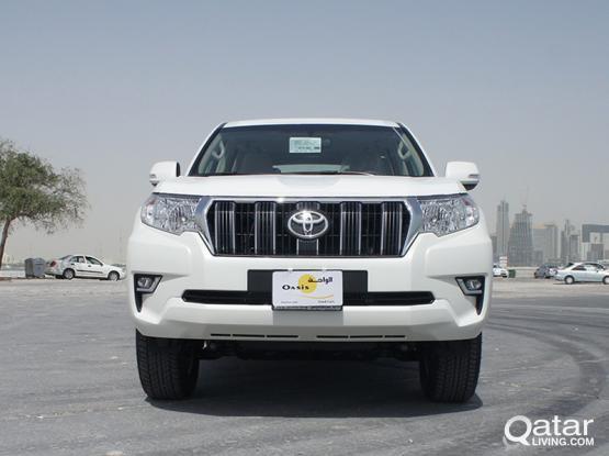 Toyota Prado TXL 2020