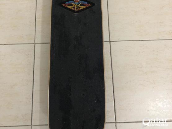 Skateboard for collection